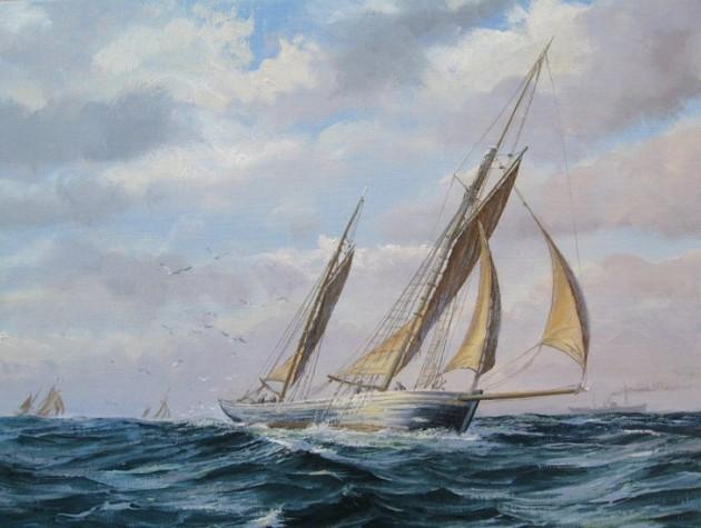 Lowestoft Fishermen
