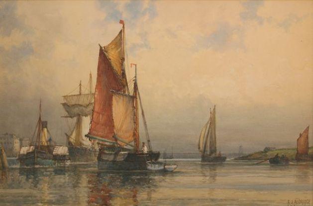 Shoreham harbour.
