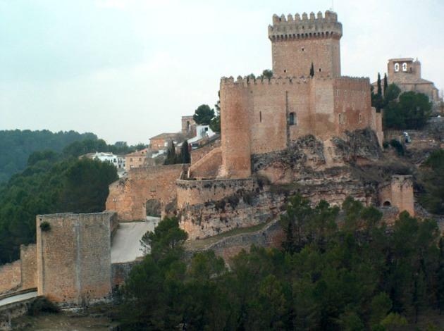 Castillo de Alarcón. Alarcón. Cuenca. Spain