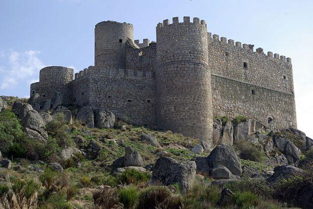 Castillo de Aunqueospese ó Manqueospese, Mironcillo, Avila.