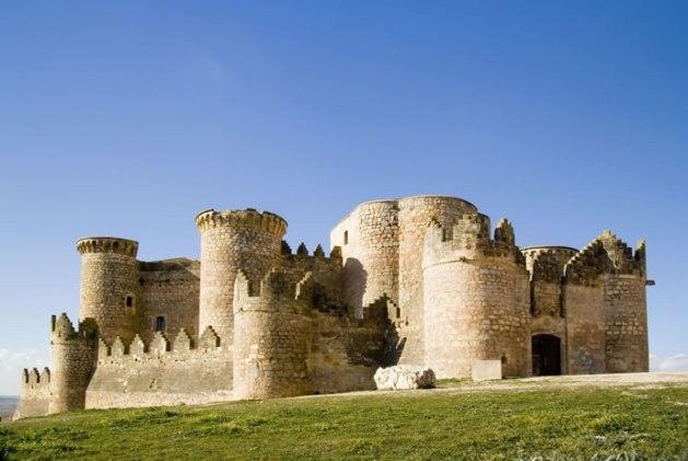 Castillo de Belmonte. Cuenca. Spain