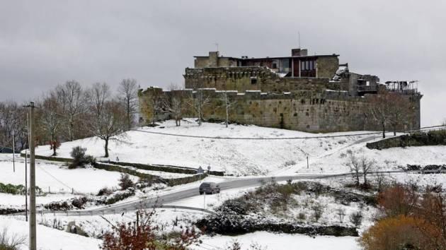 Castillo de Maceda, Maceda, Ourense.