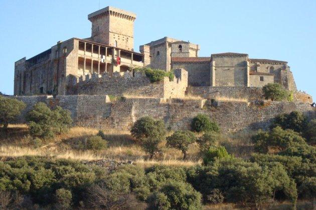 Castillo de Monterrei, Ourense. Spain.
