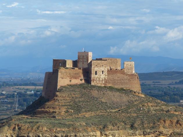 -Castillo de Monzón Aragón
