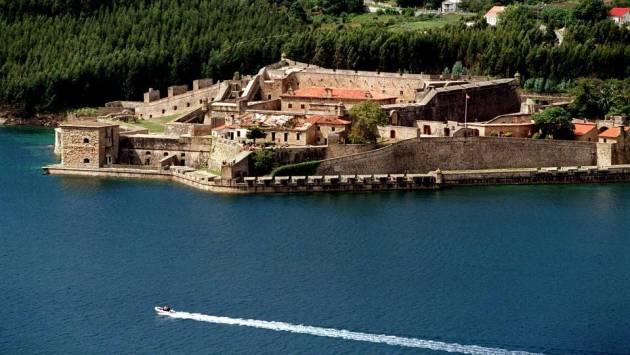 Castillo de San Felipe , Ria del Ferrol
