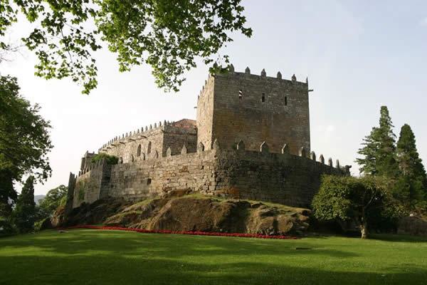 Castillo de Sotomayor, Comarca de Vigo. La Coruña. Spain.