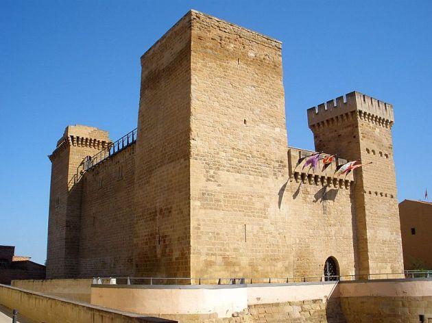 Castillo de Aguas Mansas. Agoncillo.La Rioja