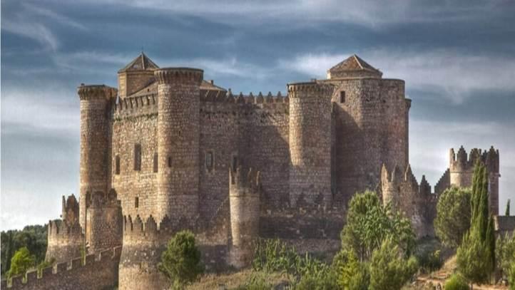 Castillo de Belmonte. Cuenca