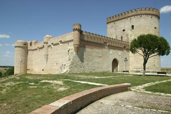 Castillo de Arévalo. Ávila