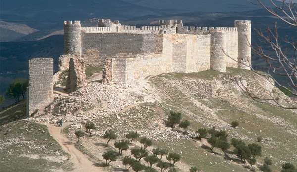 Castillo de Jadraque - Guadalajara