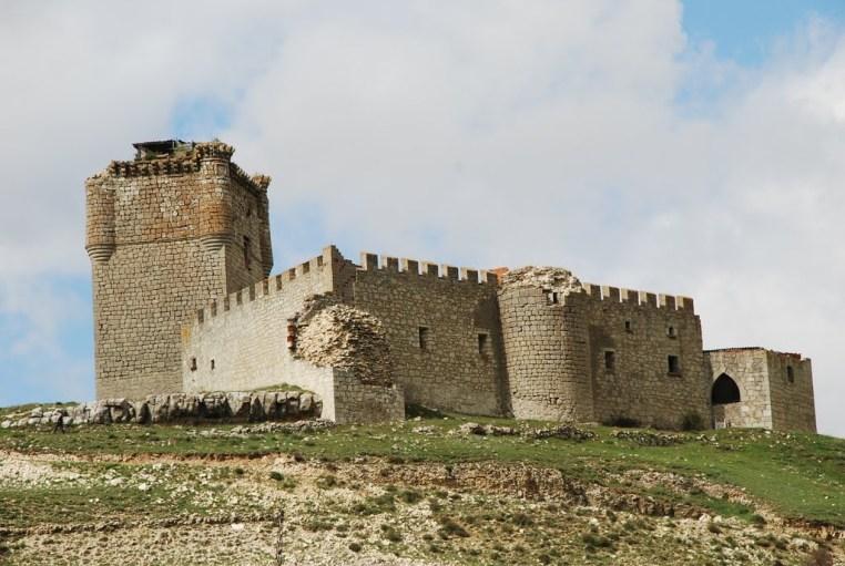 ---Castillo de Galve de Sorbe. Guadalajara