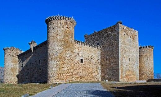 Castillo de Valdecorneja, El Barco de Ávila (Ávila)