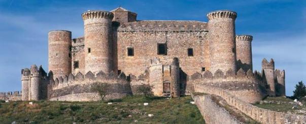Castillo de Garcimuñoz. Cuenca.