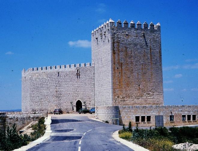 Castillo de Monzón de Campos. Palencia.