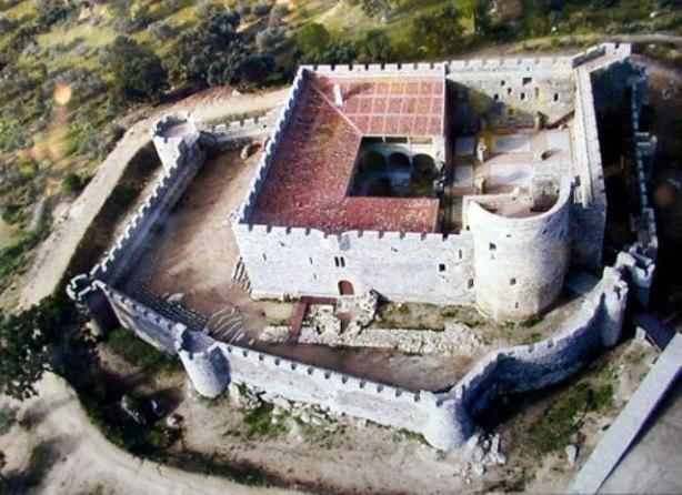 Castillo de La Adrada. Ávila.