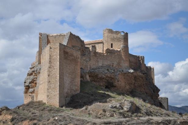 Castillo de Zorita de los Canes. Guadalajara