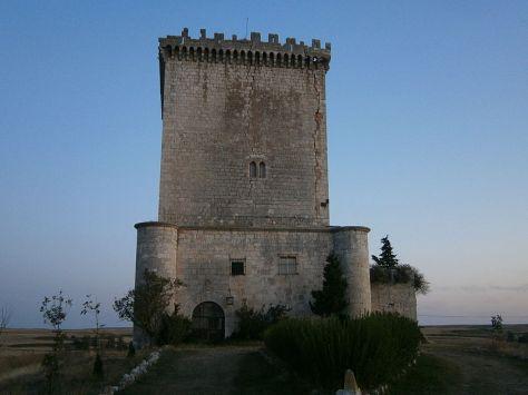 ----Castillo de Mazuelo de Muñó. Burgos