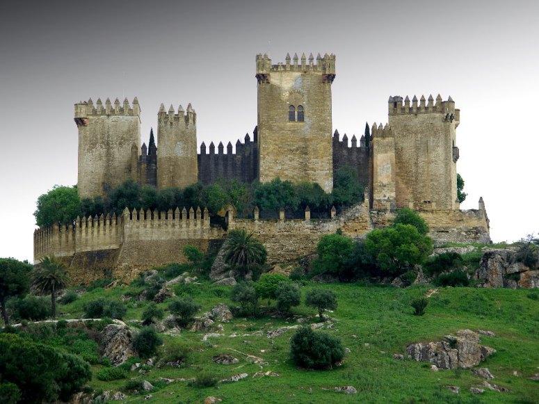 ----Castillo de Almodóvar del  Río. Córdoba