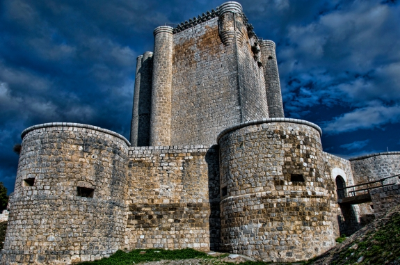 Castillo de Iscar. Valladolid