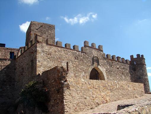 Castillo de Miraflores. Alconchel. Badajoz