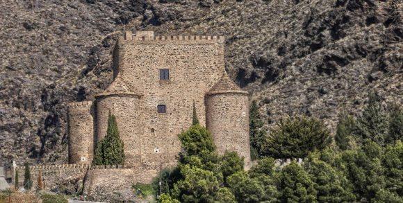 Castillo de Gérgal. Almeria