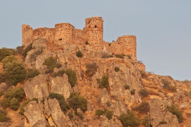 Castillo de Capilla. Badajoz.