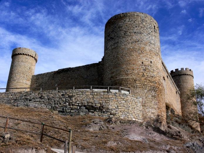 -----Castillo de Cornago. La Rioja