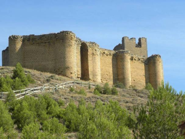 Castillo de Davalillo. San Asencio. La Rioja