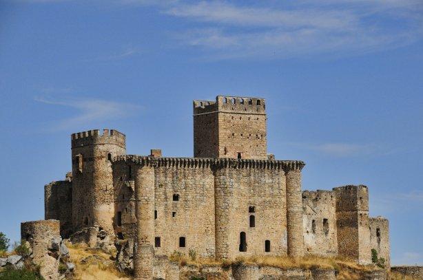 Castillo de Belvís de Monroy. Cáceres