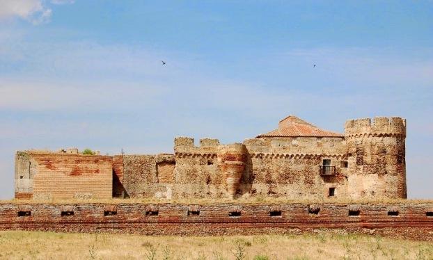 Castillo de Castronuevo. Ávila