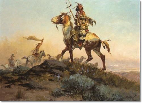 Cheyenne Pony Raid